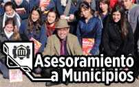 Asesoramiento a municipios